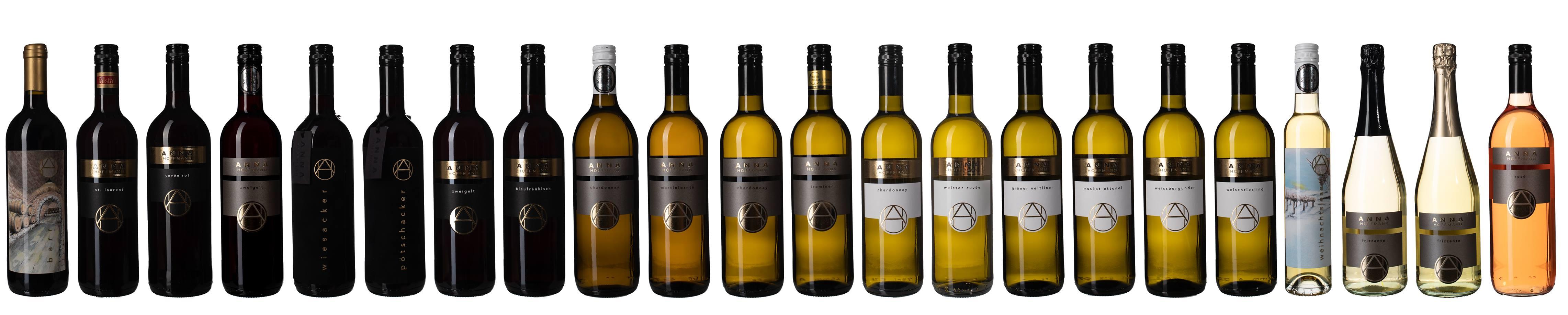Weingut Hoffmann - Weine
